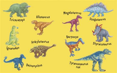 Find Pictures Of By Name Dinosaurs Find Out More About The Series Http Nosycrow