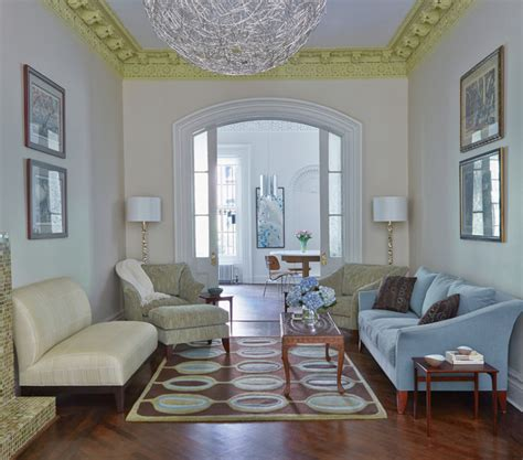 living room in brooklyn brooklyn ny brownstone transitional living room new