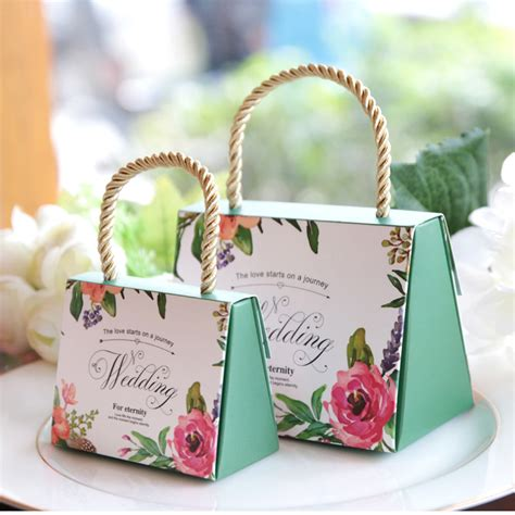 Souvenir Tasbih Batu Box Pita high quality butterfly flower boxes wedding favors