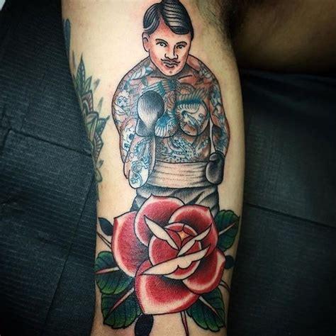 omkara tattoo best 25 boxer ideas on traditional