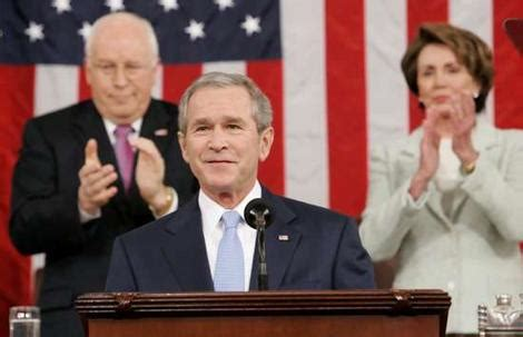 State Of The Union Bush Admits Climate Needs Attention by Bush Utters The C Word World Theage Au