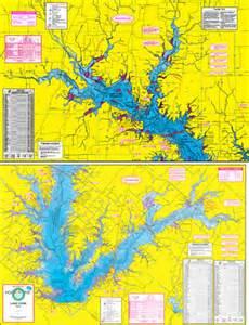 map of lake fork lake fork topo map gps coordinates to top fishing spots