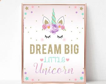 printable unicorn quotes unicorn quote etsy