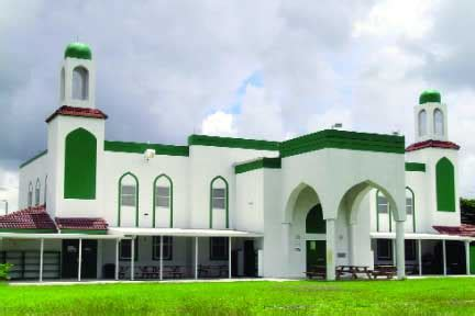 Masjid Miami Gardens by Al Anwar Designs