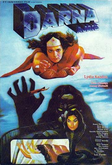 film laga indonesia tahun 70 an darna indonesia planet super hero