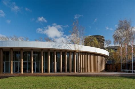 pop up: garage centre's temporary home unveiled — the