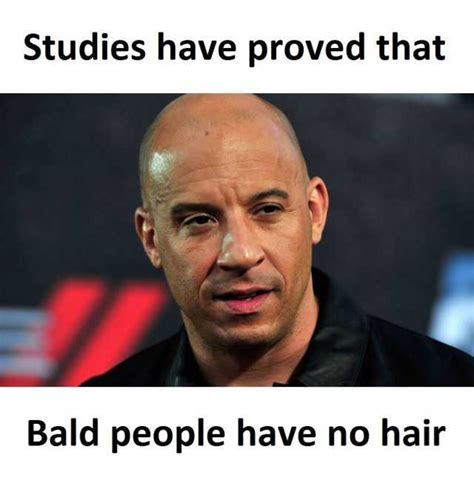 Bald Black Meme