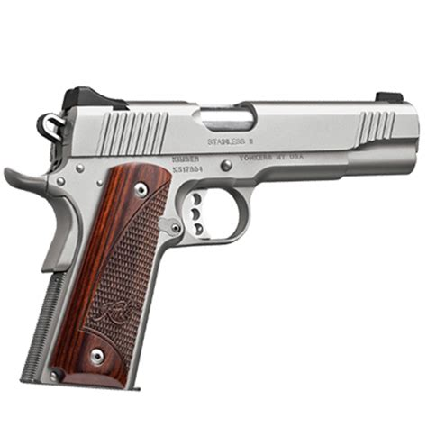kimber 1911 stainless ii 9mm (2016) 3200327 | flat rate