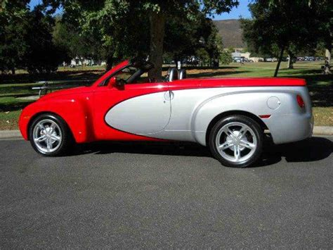 old car owners manuals 2003 chevrolet ssr interior lighting 2003 chevrolet ssr for sale classiccars com cc 881787