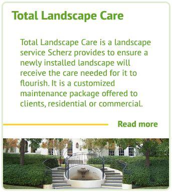 lawn care company in san angelo tx scherz landscape