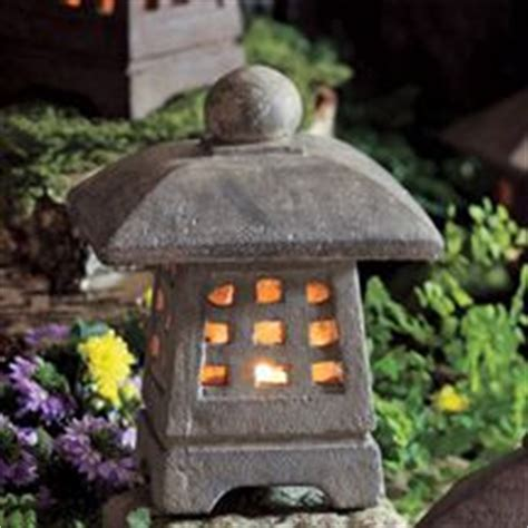 japanese style garden lights 1000 images about japanese lanterns on