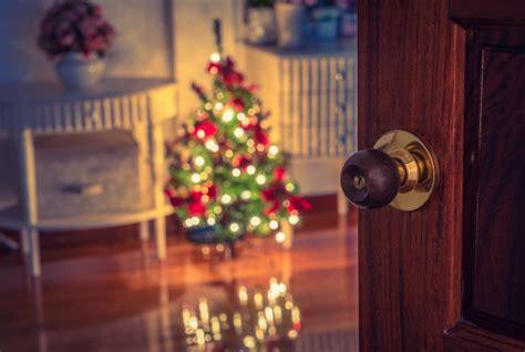 christmas door vectors   psd files