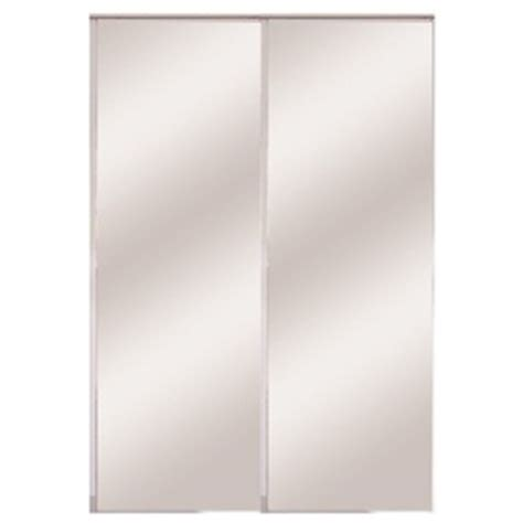 Stanley Bifold Mirrored Closet Doors Stanley White Interior Framed Mirror Bifold Door From Lowes Folding Interior Doors House