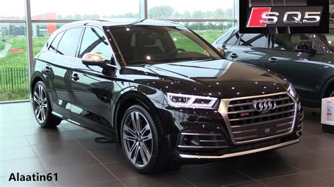 Audi Sq5 Schwarz by Inside The New Audi Sq5 2017 Sound In Depth Review