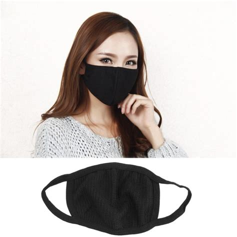 Mouth Mask | aliexpress com buy 1 pc black health cycling anti dust