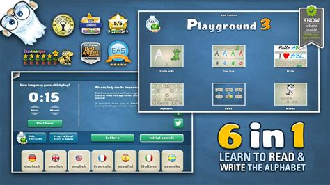 Abc Preschool Playground Free Android Apps On Play by Preschoolers Abc Playground Android Apps On Play