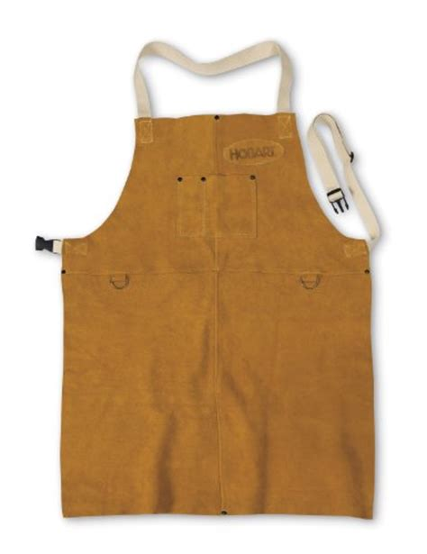 leather welding apron hobart 770548 leather welding apron 715959389822 toolfanatic