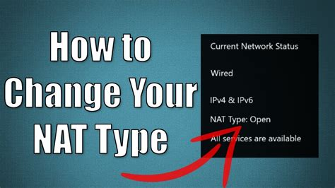 nat tutorial youtube how to change your nat type xbox tutorial youtube