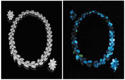 diamonds uv light what is fluorescence why diamonds black