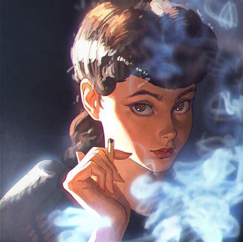 Blade Runner Also Search For Blade Runner By Kuvshinov Ilya On Deviantart