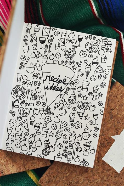 doodle make your diary try this idea journals a beautiful mess