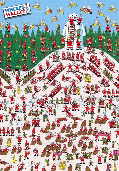 Calendar Where Is Wally Free Coloring Pages Of Where S Waldo