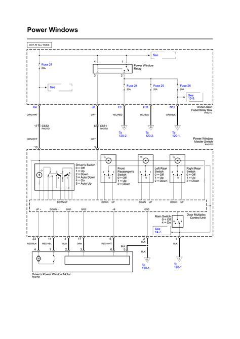 2006 honda accord wiring diagram 2006 honda accord electrical schematic efcaviation