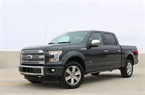 do it all 2015 ford f150 platinum limited slip