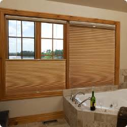 Top And Bottom Blinds Top Down Bottom Up Custom Cellular Shades Options