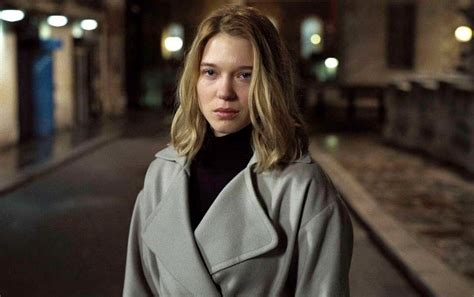 lea seydoux next movie lea seydoux to reprise her bond girl role in next 007 movie