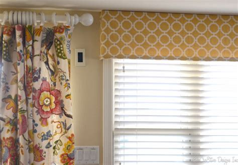 flat panel curtain tailored flat panel valance cre8tive designs inc