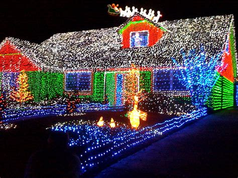 over the top christmas lights in houston steve brokaw