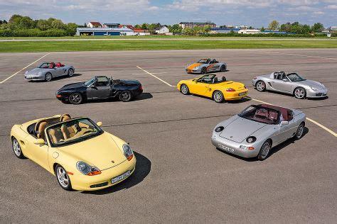 Porsche Boxster 987 Kaufberatung by Porsche Boxster 986 987 Prototypen Und Sondermodelle