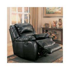 black faux leather rocker recliner best deal catnapper deluxe buckingham brown leather rocker
