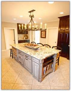 granite top kitchen island with seating home design ideas best 25 kitchen islands ideas on pinterest island