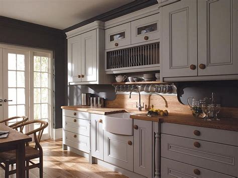 grey oak kitchen cabinets what color walls with gray cabinets white metal spray