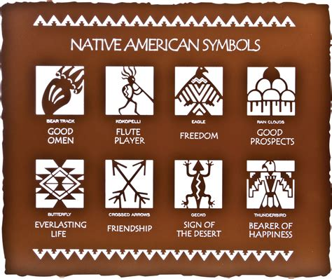 historic meaning native american symbols eve warren a history of