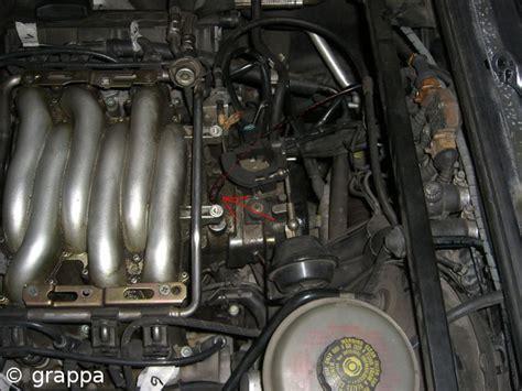Audi A4 B5 Leerlaufregler by Drosselklappe Reinigen Aber Wie