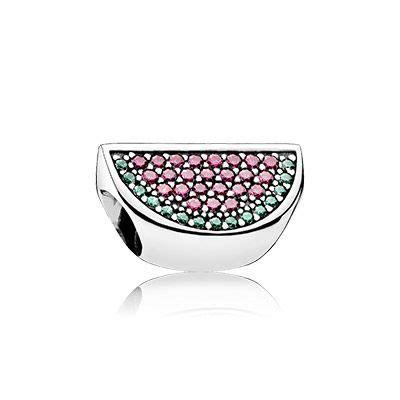 Pav Watermelon Charm P 916 1725 best images about pandora bracelet charms on pandora store pandora bangle