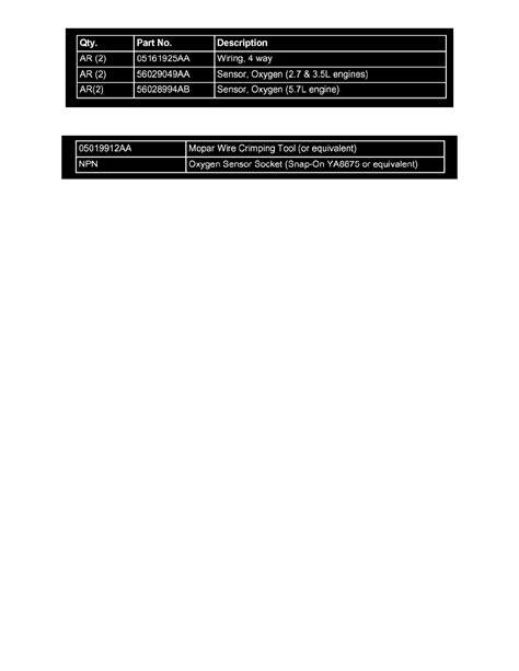 Dodge Workshop Manuals > Charger V6-3.5L VIN G (2006