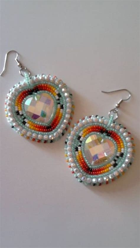 104 Best Images About Cabachon Earrings On