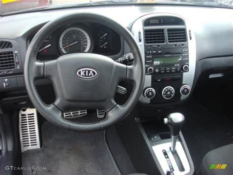 2007 kia spectra spectra5 sx wagon interior photo