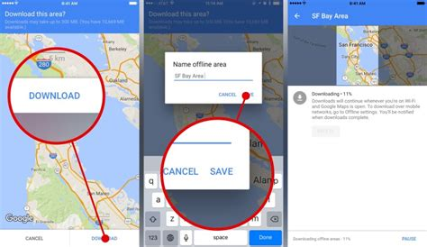 full google maps offline how to save offline maps on iphone with google maps