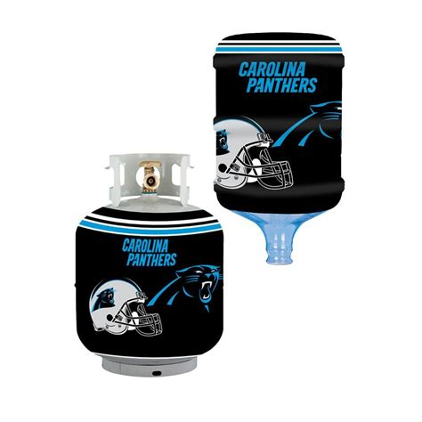 Tank Cover Panther bottle skinz carolina panthers propane tank cover 5 gal water cooler cover 900bscar the home