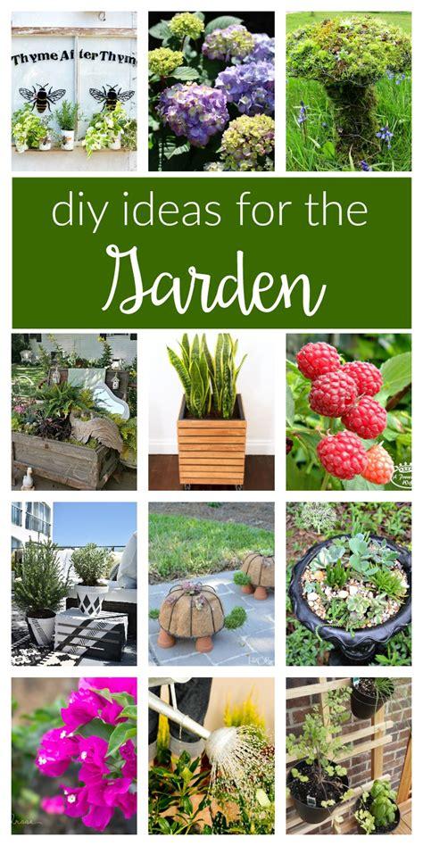 Diy Flower Garden Ideas Diy Garden Ideas Merry Monday 155 Two Purple Couches