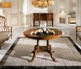 luxus esszimmer tische runder tisch in klassischen luxus stil f 252 r esszimmer