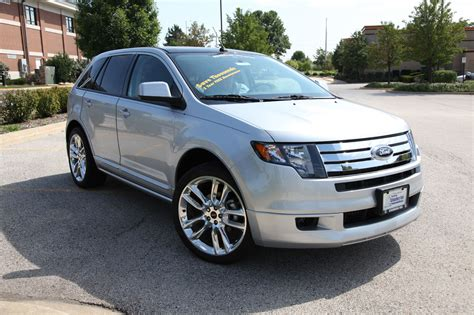 2010 ford edge sport grill 2010 ford edge sport news reviews msrp ratings with