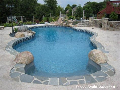 bluestone pool coping legendary escapes coping styles