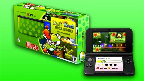 accessing youtube xl on the television nintendo news yoshi s new island 3ds xl sonic boom tv