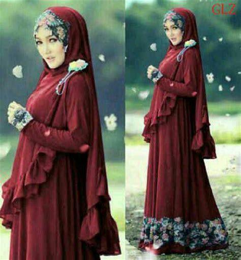 Busana Baju Dress Gamis Syari Muslim Wanita Dewasa Terbaru D38 busana muslim wanita gamis syari model terbaru murah quot nesya quot